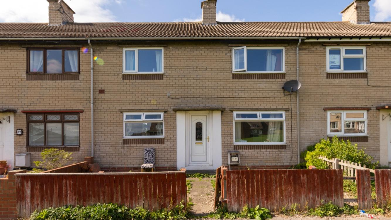 3 Bedrooms Terraced House for sale in Maple Park, Ushaw Moor, Durham
